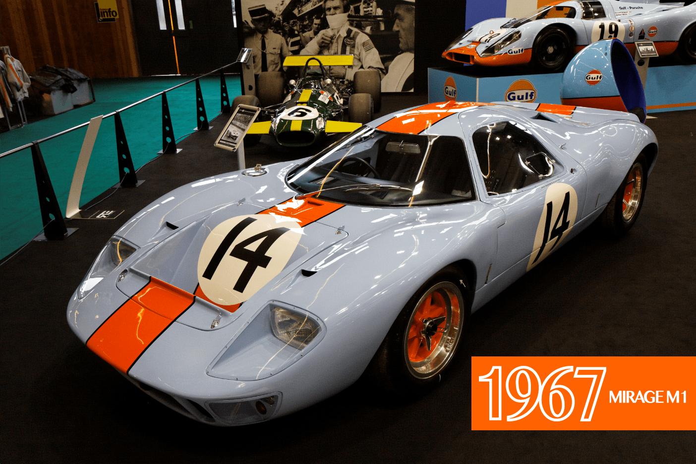 Azul & Naranja – Los Primeros 50 años